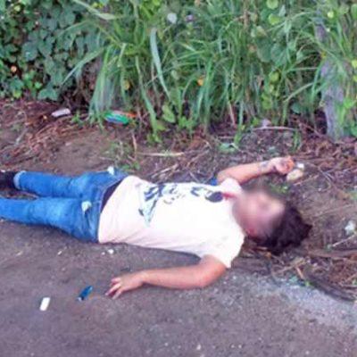 Hallan cadáver de ejecutado en Huimanguillo; víctimas de violencia son cada vez más jóvenes