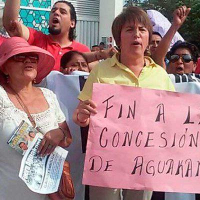 Rompeolas: ¿Podrá Laura Beristaínechar aAguakán de Solidarirdad?