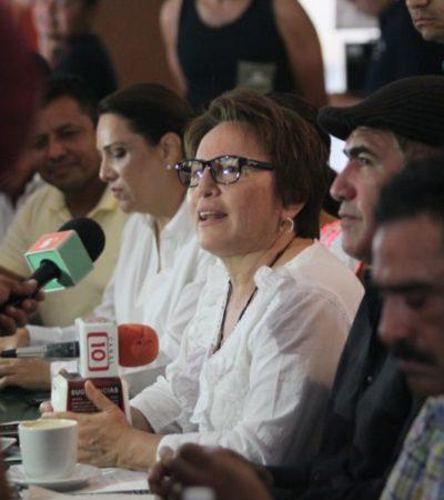 Triunfo de la Laura Beristáin es irreversible, asegura Ricardo Velazco; llama al Ieqroo a no enturbiar el proceso electoral