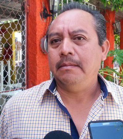 Comerciante amaga con iniciar huelga de hambre contra Cofepris en Chetumal