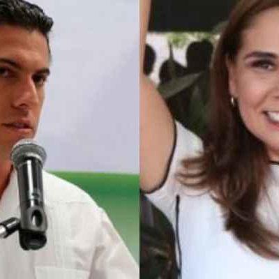 Hasta que Mara Lezama reciba constancia de triunfo, Remberto Estrada se reunirá con ella