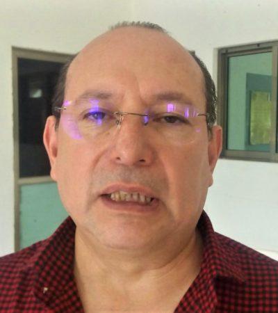 """MARIO MACHUCA ALZA LA MANO PARA DIRIGIR EL TRICOLOR: Quiere líder croquista en Cancún """"alejarse de la gente llevó al PRI a tener una votación baja"""""""