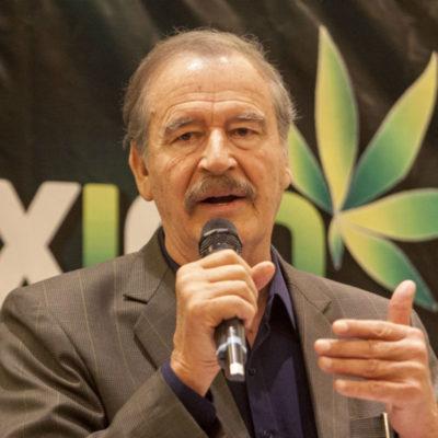 YA ENCONTRÓ FOX MANERA DE 'BUSCARLE EL CHIVO': Será asesor de compañía que promueve legalización de la cannabis