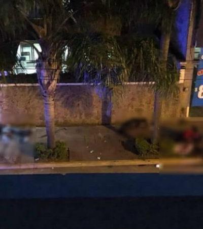 Irrumpe comando armado en funeraria de Uruapan; asesina a siete personas y deja heridas a seis más