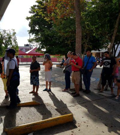 Acusa PAN reporte de violencia en la megacasilla