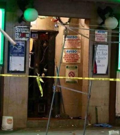 VIOLENCIA EN NUEVO LEÓN: Fin de semana deja 15 muertos, 12 de ellos en bares de Monterrey