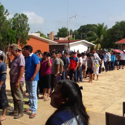 BALANCE DE ARRANQUE: Retraso en apertura de casillas de hasta dos horas, el principal problema del proceso electoral, anota Coparmex