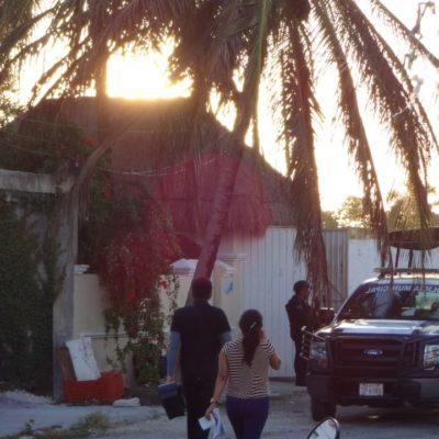 Atrapan a cuatro en casa con armas en Cozumel