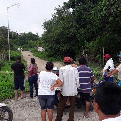 CRIMEN EN LA ZONA MAYA: Asesinan a un sexagenario en José María Morelos; manejaba un tricitaxi