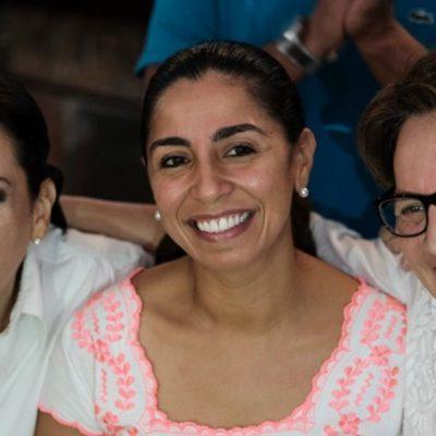 Defiende Marybel Villegas el voto a favor de Morena en Solidaridad