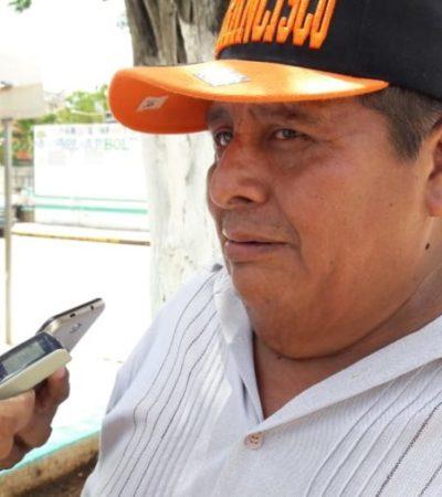 No hubo turismo electoral yucateco en Sabán: Víctor Chan Cab