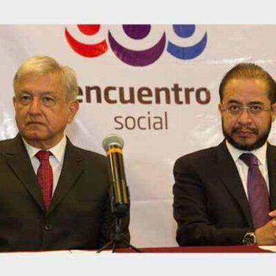 EL OTRO GRAN GANADOR DE LAS ELECCIONES: Aun sin registro, el PES contaría con 53 diputados federales si se mantienen resultados del PREP