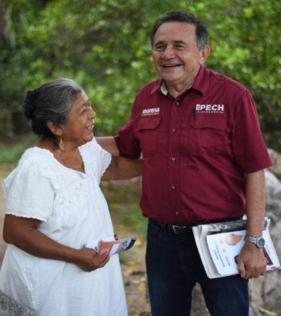 José Luis Pech, virtual senador electo, no descarta Aeropuerto de Tulum y tren rápido Cancún-Palenque