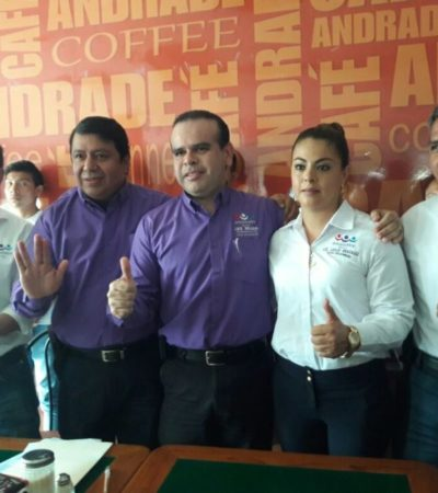 Luis Roldán, del PES en Solidaridad, no obtiene regiduría; Morena y PT se van con nueve; PAN-PRD-Movimiento Ciudadano con cuatro y PRI-PVEM-PANAL con dos