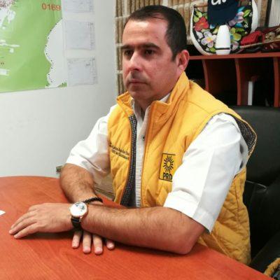 PRD acatará triunfo de Laura Beristain Navarrete