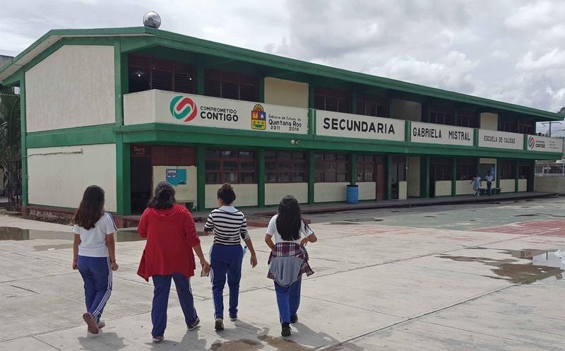 Investigará Fiscalía caso de bullying en secundaria Gabriela Mistral de Cancún