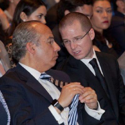 SE ACENTÚA DEBACLE ALBIAZUL: De Felipe Calderón a Ricardo Anaya, el PAN pierde el 46 por ciento de sus votos