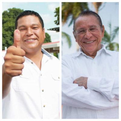 El panista Fernando Zelaya reconoce triunfo del morenista Hernán Pastrana en OPB