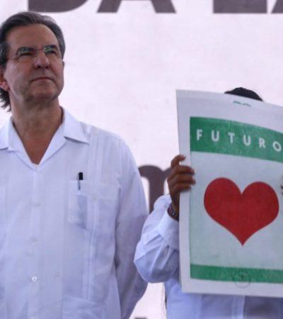 GABINETE AMLO: Se derogará reforma educativa, aclara Esteban Moctezuma, próximo secretario de Educación, pero se mantendrá evaluación docente