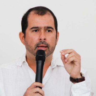 """""""EL PRD NECESITA RECONSTRUIRSE"""": """"La gente que no termina de irse, que se vaya"""", advierte Jorge Aguilar"""