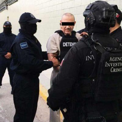 Extraditan a Dámaso López, 'El Licenciado, a EU; será testigo clave en el juicio contra 'El Chapo' Guzmán