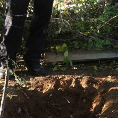 Hallan narcofosas en Tlajomulco y Tlaquepaque en Jalisco; podrían ser más de 14 cadáveres