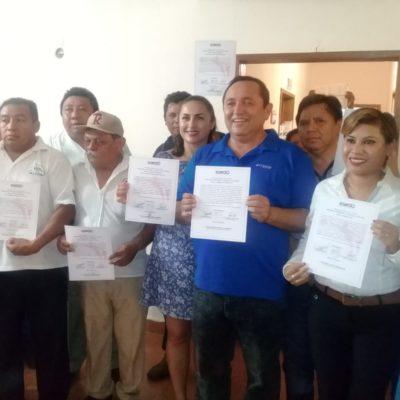 Nivardo Mena, del Partido del Trabajo, edil electo de Lázaro Cárdenas