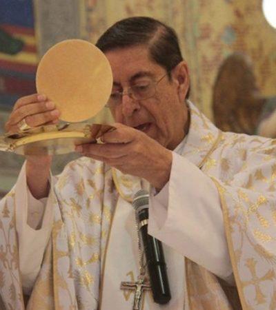 Acepta Papa Francisco renuncia de José Luis Dibildox Martínez, obispo de Tampico