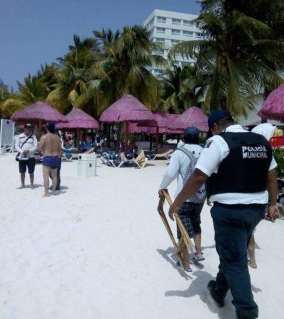 Reportan saldo blanco en arranque de operativo vacacional en zona hotelera de Cancún