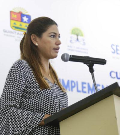 Solidaridad, gobierno orientado a resultados: Samaria Angulo