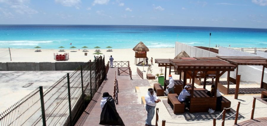 playas gratis de cancún