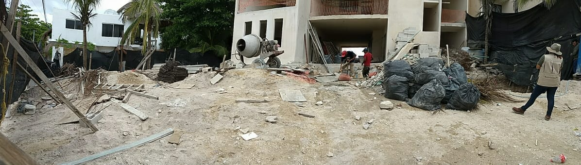 Clausura Profepa proyecto inmobiliario en Akumal