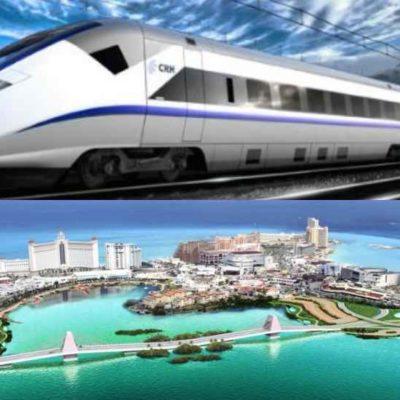SE BUSCAN 'VALIENTES'… CON MUCHO DINERO: A licitación internacional puente de 7.4 kilómetros de longitud que cruzará la Laguna Nichupté y tren Cancún-Tulum