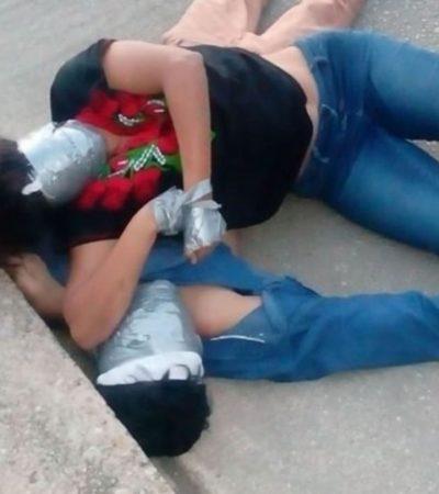 ASESINAN PLAGIARIOS A PAREJA EN VERACRUZ: Exigían 5 mdp de rescate y la familia no logró juntarlos