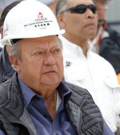 PERDERÁ FUERO ROMERO DESCHAMPS: López Obrador no lo quiere y los petroleros sí, pero preso