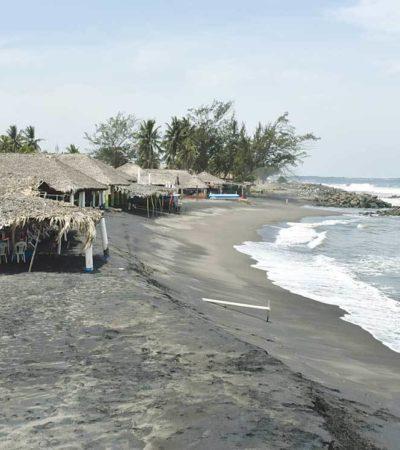 San Benito, un pueblo costero al que le han cambiado el nombre pero mantienen en el abandono