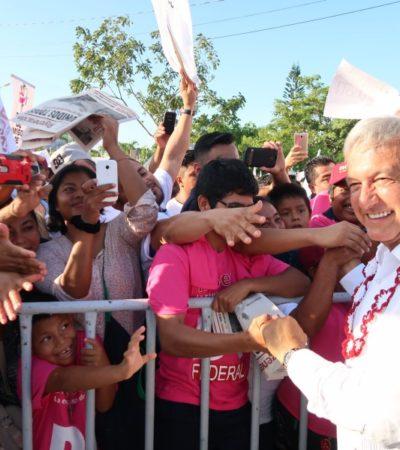 NUEVO MAPA POLÍTICO EN QUINTANA ROO: Se asienta Morena como partido número uno; Movimiento Ciudadano, el peor posicionado
