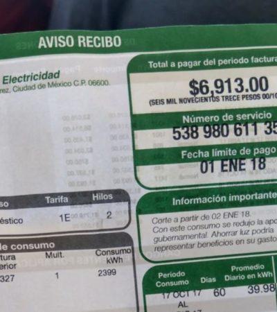 Reitera AMLO 'borrón y cuenta nueva' para morosos de CFE; adeudo rebasa los 43 mil mdp