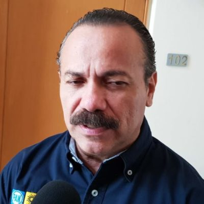 """""""QUE CON SU PAN SE LO COMA"""": """"A ellos les mueven sus propios intereses, que son el dinero; no les podrán hacer que actúen contra esto"""", dice Julián Ricalde de los ex priístas que se cambiaron a Morena"""