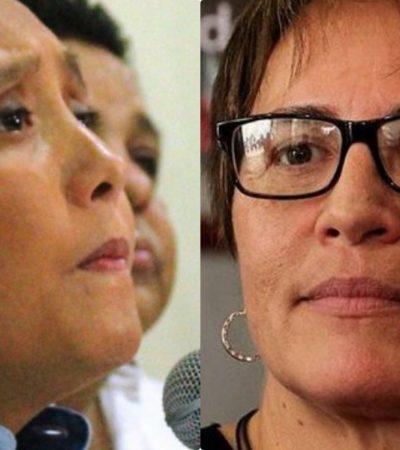 SOLIDARIDAD, PARA LAURA BERISTAÍN: Se anticipa Cristina Torres al final del conteo y reconoce el triunfo de la candidata de Morena