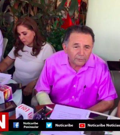 CONFERENCIA DE PRENSA EN VIVO | Candidatos electos en jornada electoral del 1 de julio de Morena, ratifican su triunfo en las urnas