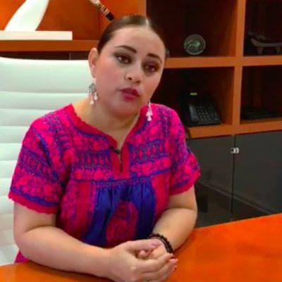 """REAPARECE PERLA TUN TRAS LA DERROTA: Alcaldesa de Cozumel que buscaba la reelección ofrece una transición """"sin obstáculos"""" y anuncia que asumirá su puesto como regidora"""