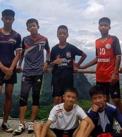 Rescate en Tailandia tiene un final feliz