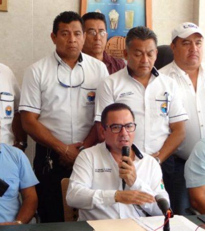 No prosperó el intento de destituir a Miguel Alonso Marrufo, líder de taxistas de Cozumel; rechaza que busquen recuperar oficinas por la fuerza