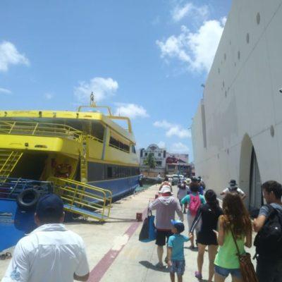 Licitan máquinas de Rayos X para terminales marítimas de Cozumel y Playa del Carmen