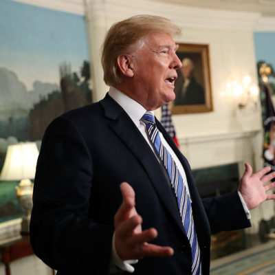 Sorprende Trump con felicitación a AMLO y dice que está preparado para trabajar con él