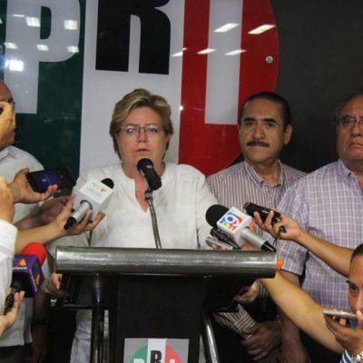 Reconoce derrota candidata del PRI a la gubernatura de Tabasco