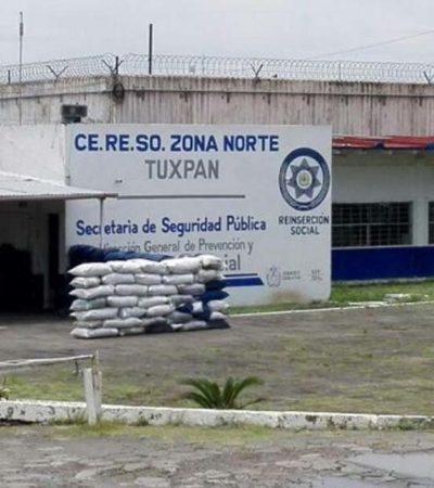 Recapturan a 'La Mostra' casi 6 años después de fugarse del penal de Tuxpan