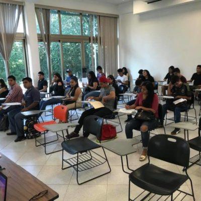 La Uqroo en Playa del Carmen, rechazó a 100 alumnos que no cumplieron los parámetros de educación superior; 262 fueron admitidos para el próximo ciclo escolar