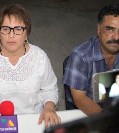 SE ADJUDICARÍA MORENA SOLIDARIDAD: Laura Beristain se declara victoriosa y agradece la participación de la gente